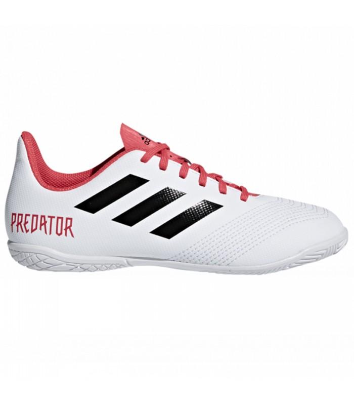 7eb93aa8a13 Zapatillas de fútbol sala adidas Predator 18.4 IN J.
