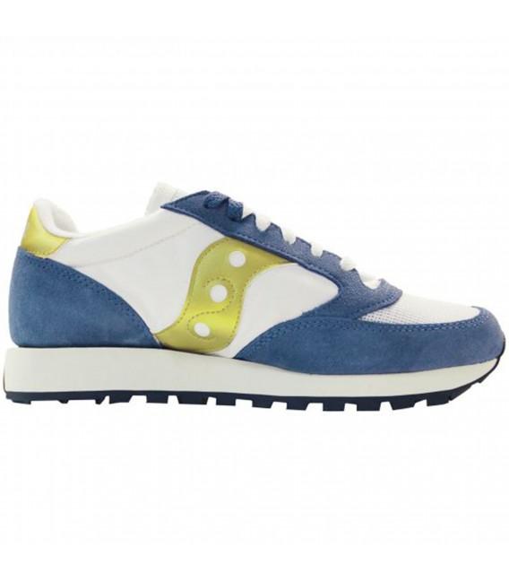 Zapatillas Saucony Jazz o Vintage azules