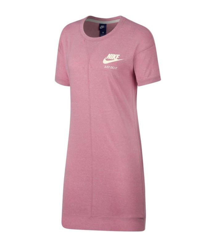 mejor servicio 3661e cae16 Vestido para mujer Nike Sportswear de color rosa