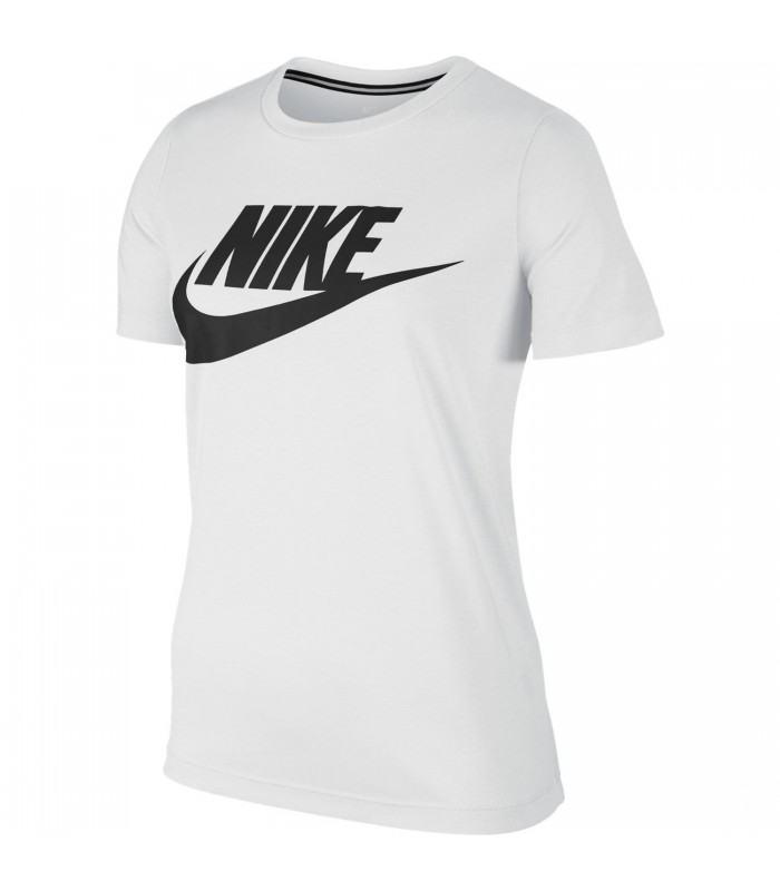 Camiseta Para Mujer Essential De Nike Sportswear Blanco Color BrdCoWxQe