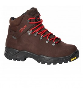 Botas de trekking Chiruca Cares 44280 para hombre en color marrón, con tecnología Vibram y Gore-Tex, encuéntralas en chemasport.es