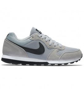 ZAPATILLAS NIKE MD RUNNER 2 749794-001 GRIS NEGRO