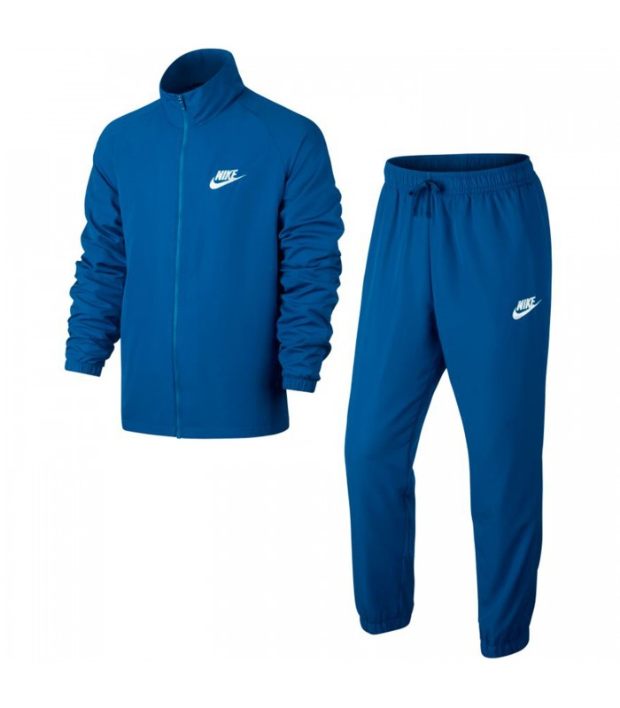 Chándal Nike Sportwear para hombre en color azul e686ca1bb9ef