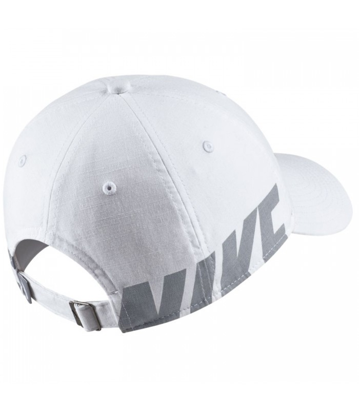 Gorra Nike Heritage 86 en color blanco 6e0c9705f30