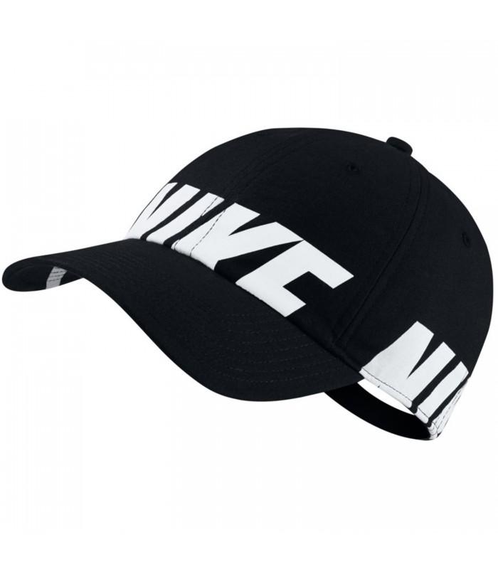 Gorra Nike Heritage 86 en color negro