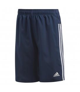 ¿Buscas un pantalón corto para tu pequeño? Los clásicos no fallan como este modelo adidas Speed Creation de color azul marino. Ref: CZ9651