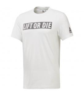 CAMISETA REEBOK LIFT OR DIE CF3886