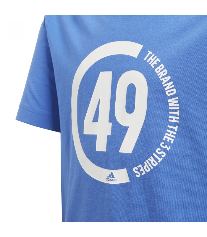 e84b781b5 Camiseta de manga corta para niños adidas Unisex Graphic Tee