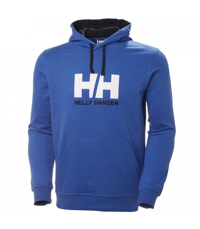 nueva colección b9dbe 433c8 Sudadera Helly Hansen Logo Hoodie de color azul