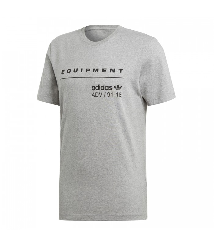 0409a48d17cd1 Camiseta adidas EQT PDX Classic para hombre en color gris