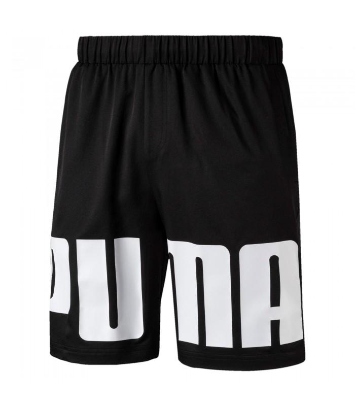 d155c837e Pantalón corto para hombre Puma Rebel Woven Shorts de color negro