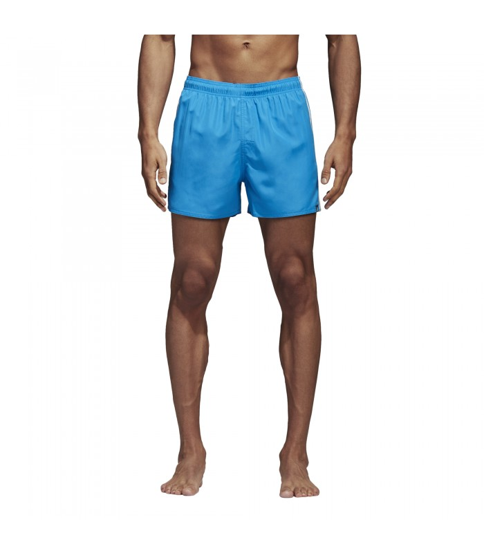 Problema Estrecho Regularmente  Bañador de hombre adidas 3 bandas corto