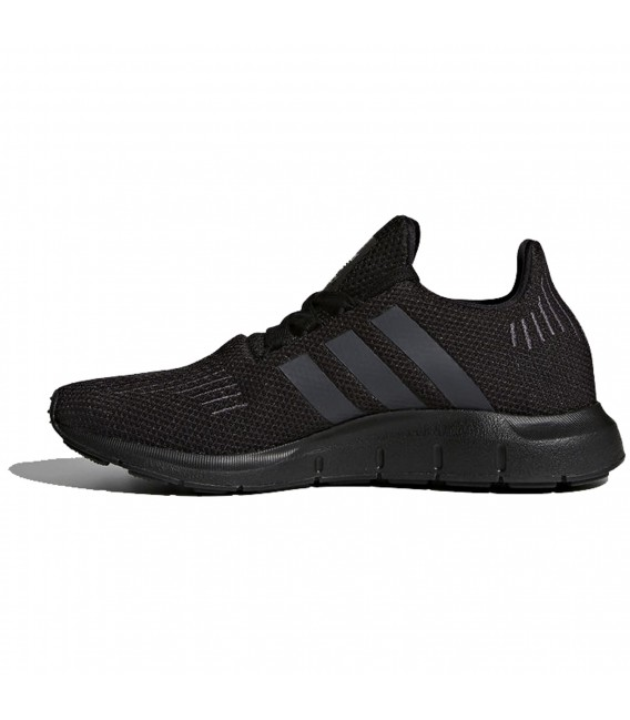 more photos 9ae32 f4250 Rebaja. ZAPATILLAS ADIDAS SWIFT RUN JUNIOR CM7919 NEGRO