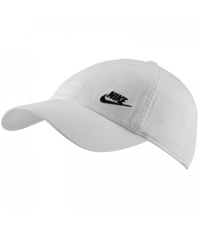 9e3be3bb2ead Gorra Nike H86 para mujer en color blanco