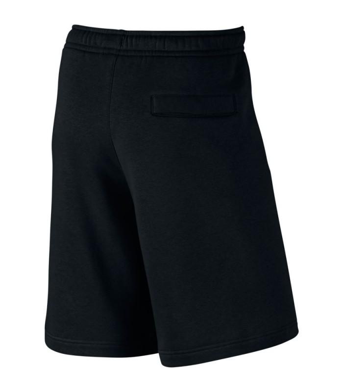 Pantalón corto para hombre Nike Sportswear de color negro 232bf29a2a471