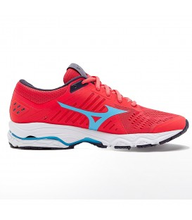 ZAPATILLAS MIZUNO WAVE STREAM W J1GD181923 ROSA