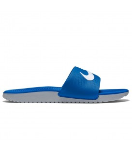 CHANCLAS NIKE KAWA GS SLIDE 819352-400 AZUL