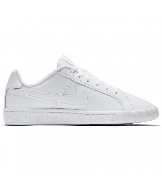 Nike 833535 NIKE COURT ROYALE Zapatillas Mujer Blanco