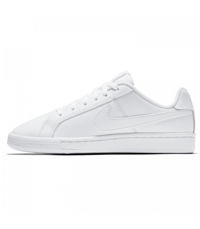 ir a buscar Anotar Chip  Zapatillas Nike Court Royale GS para mujer en color blanco