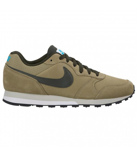 zapatillas nike md runner 2 verde