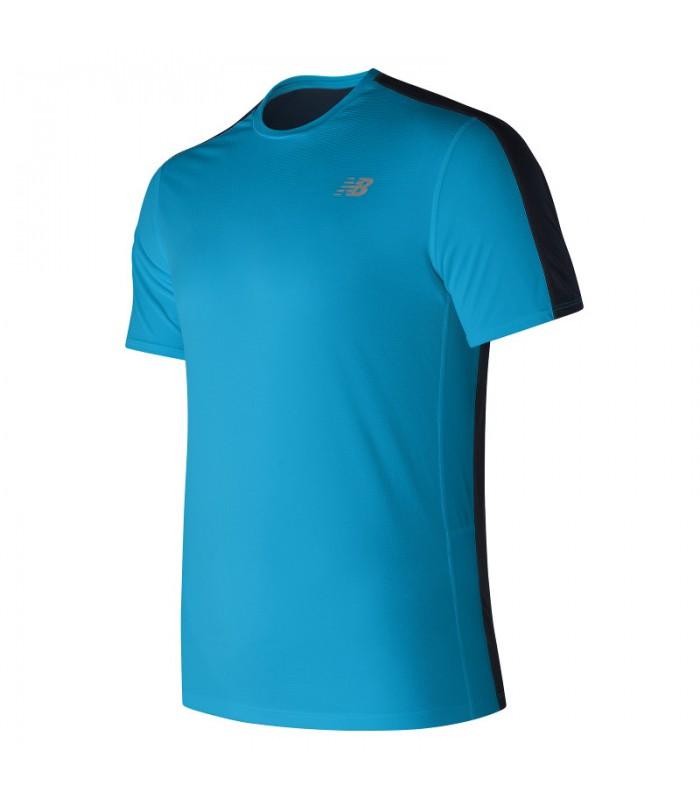 af54c2973 Camiseta New Balance Accelerate para hombre de color azul