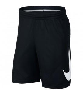 Pantalón de baloncesto Nike Basketball de color negro para hombre. Pantalón corto de baloncesto. Más equipación de baloncesto en www.chemasport.es