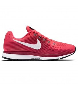 142145339f9 ZAPATILLAS NIKE AIR ZOOM PEGASUS 34 W 880560-605 ROSA