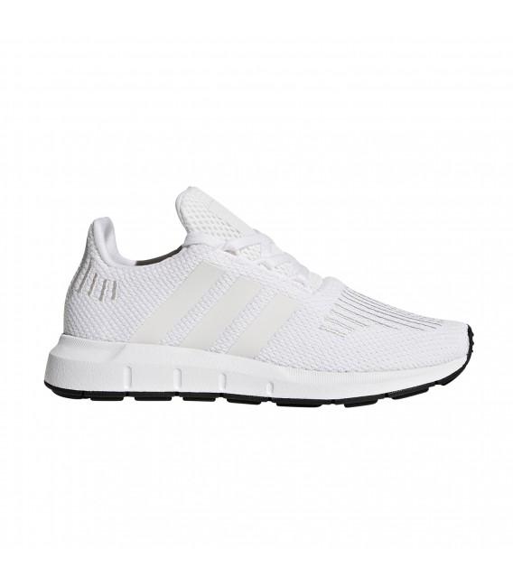 Detalles de Zapatillas adidas Swift Run C Blanco Niños
