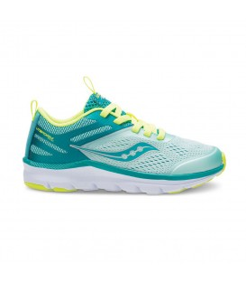 ZAPATILLAS SAUCONY KIDS LITEFORM MILES GIRL SY58762 VERDE