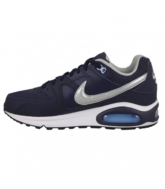 1643175a95 Rebaja. ZAPATILLAS NIKE AIR MAX COMMAND LEATHER 749760-401 AZUL MARINO. ZAPATILLAS  NIKE AIR MAX COMMAND ...