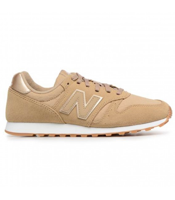 new balance marrón