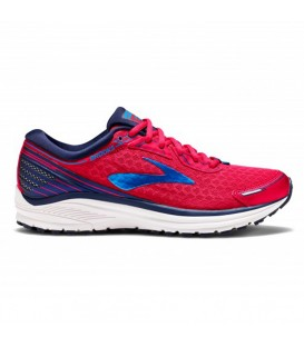 wholesale dealer 3bafb 61b8e ZAPATILLAS RUNNING BROOKS ADURO 5 MUJER ROSA
