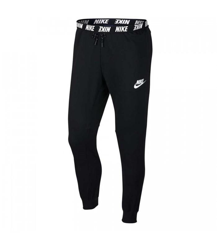 d59a6dac01fc6 Pantalón largo para hombre Nike AV15 de color negro