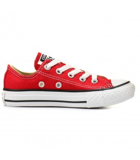 ZAPATILLAS CONVERSE CHUCK TAYLOR ALL STAR 3J236C ROJO