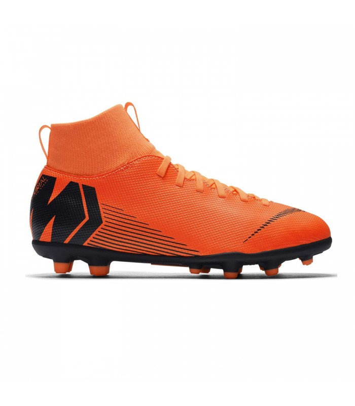 dd302a28e7068 BOTAS DE FÚTBOL NIKE JUNIOR MERCURIAL SUPERFLY VI CLUB MG