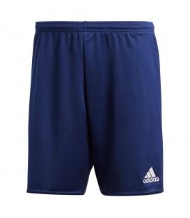 Pantalón corto adidas Parma 16 AJ5883 para niños en color azul marino, pantalón de deporte para niños, más colores disponibles en chemasport.es