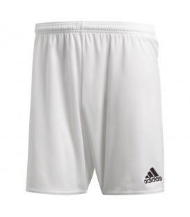 Pantalón corto adidas Parma 16 AC5254 para niños en color blanco, pantalón de deporte para niños al mejor precio en chemasport.es, disponible en más colores