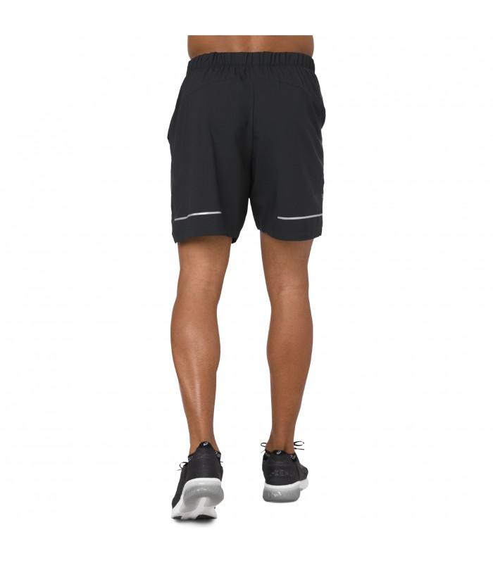 901569c1014fc Pantalones de running para hombre Asics Lite-Show 7IN de color negro