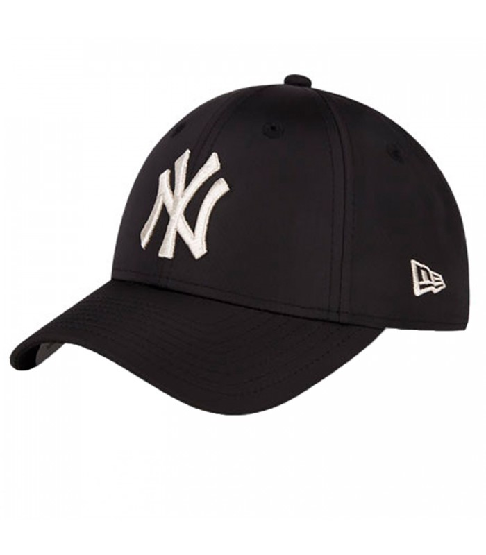Gorra New Era 9Forty New York Yankees para mujer en color negro 56c00f5e256