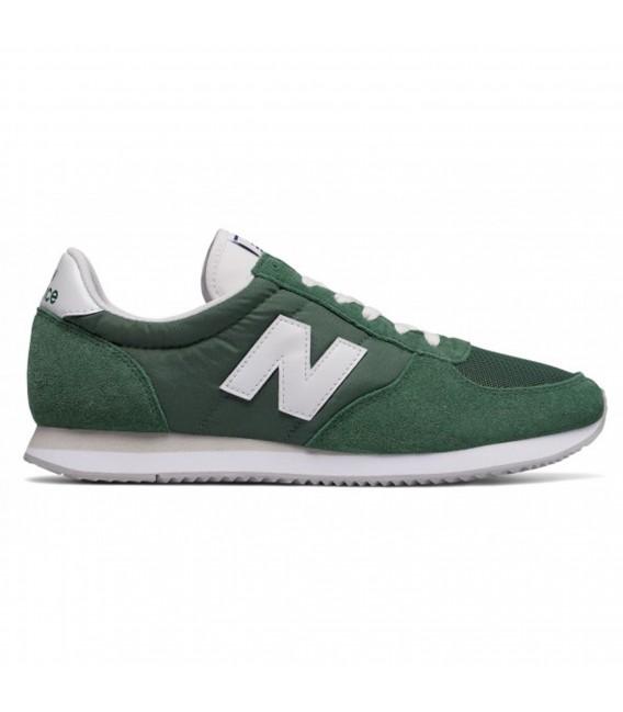 new balance hombre verde