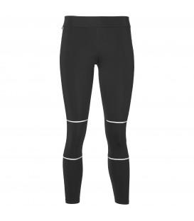 Malla Asics Lite Show 7/8 Tight para mujer de color negro. Mallas de running con tecnología de absorción de la humedad y detalles reflectantes. Ref: 154535-0904