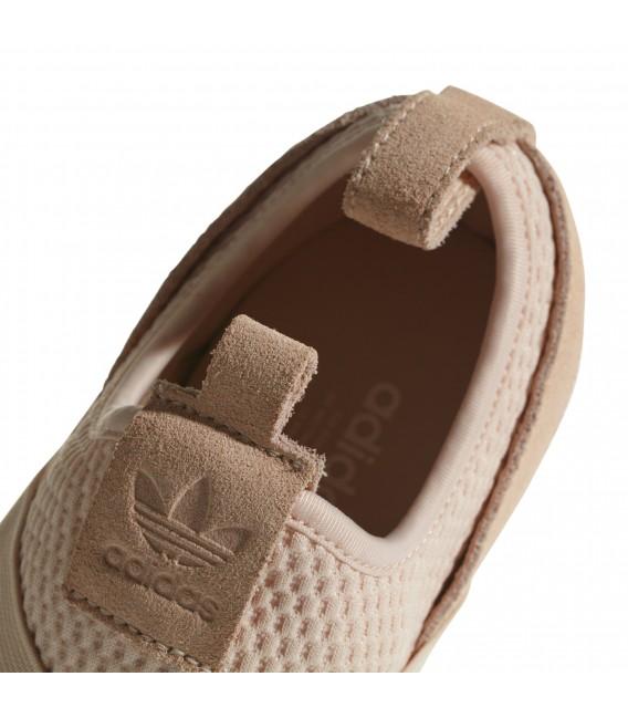 best sneakers d14c1 c399f ZAPATILLAS adidas SUPERSTAR SLIPON W