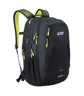 Mochila Terrapeak Omega 30 9118001-100 en color negro, mochila de 30L de capacidad con diferentes bolsillos para mayor comodidad, recíbela en 24/48 horas!