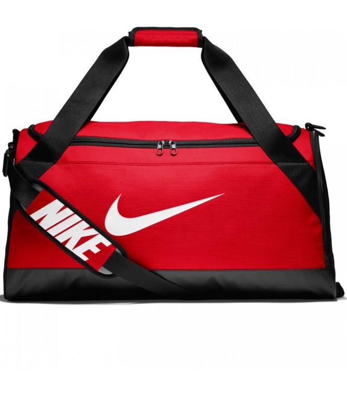 Color Rojo En Nike Brasilia Y Negro Bolso tRwq8t