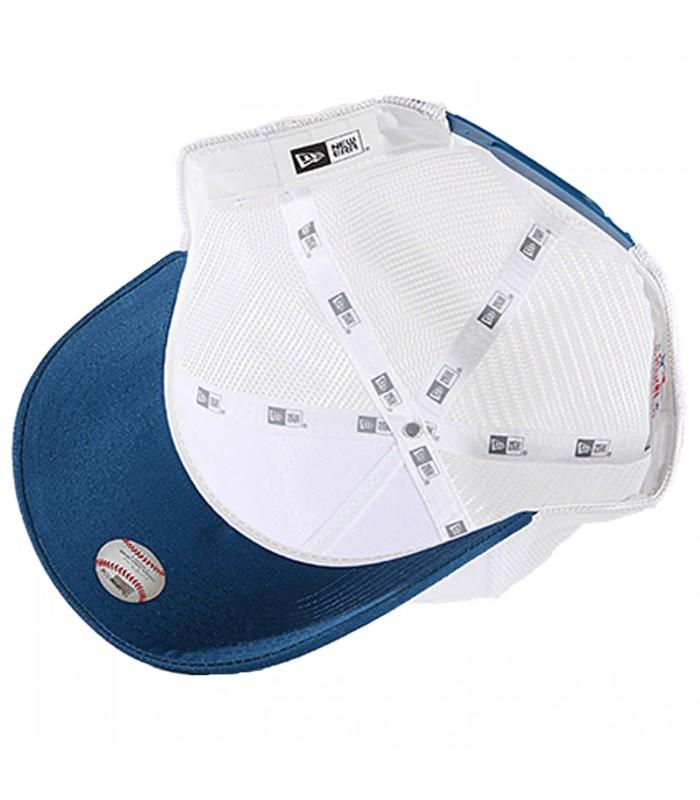 3fc5ee652b335 Gorra New Era League Essential Los Angeles Dodgers de color blanco