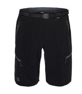 Pantalón corto de montaña Kross Bermuda de color negro para hombre. Ref: 1541870-9937. Pantalón ideal para trekking/senderismo. Más colores en chemasport.es