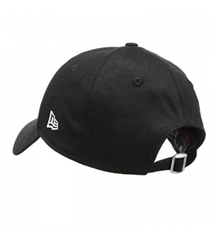 Gorra New Era 9Forty League Basic ajustable en color negro 10a093c1a67