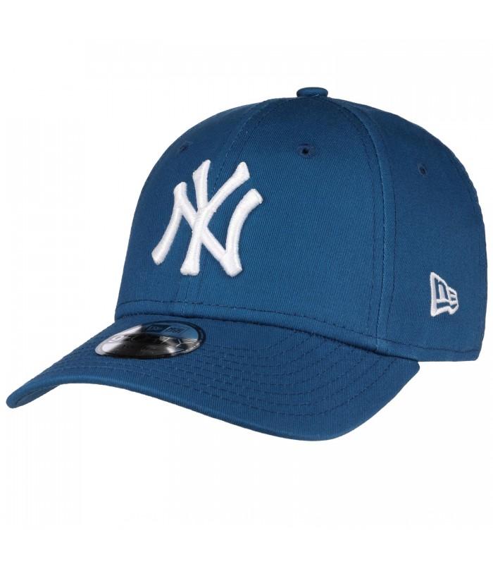 Gorra New Era 9Forty League Essentials New York Kids en color azul 96caca2d767