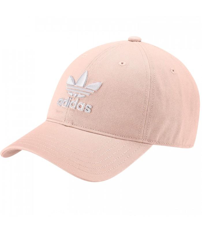 fd64bfbc9a300 Gorra adidas Trefoil en color rosa