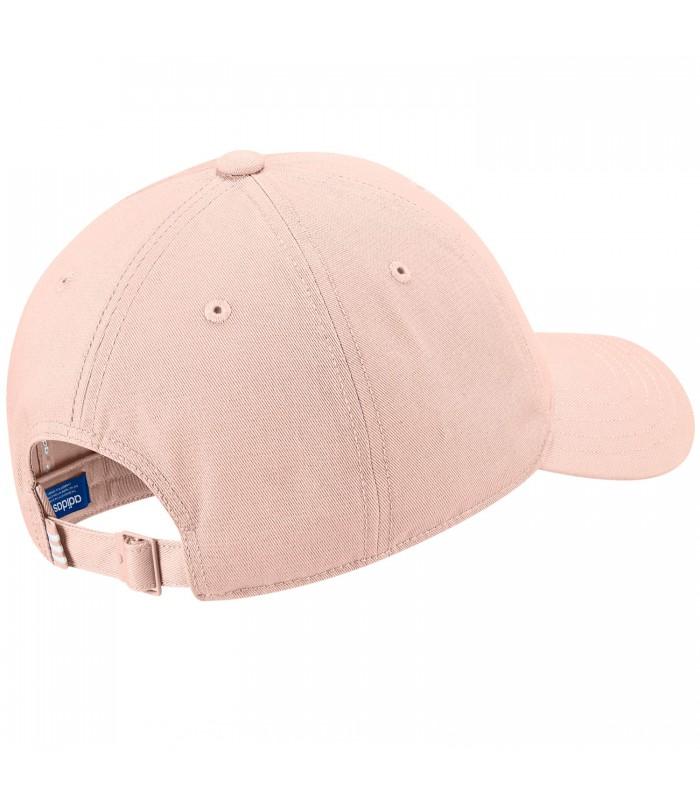 Gorra adidas Trefoil en color rosa 82943049f4e